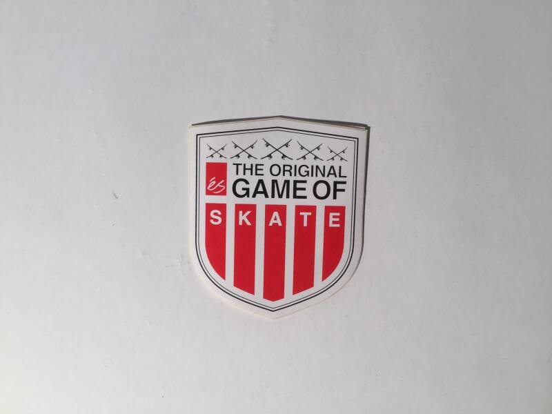 Sticker • Game of skate • 7,5cm