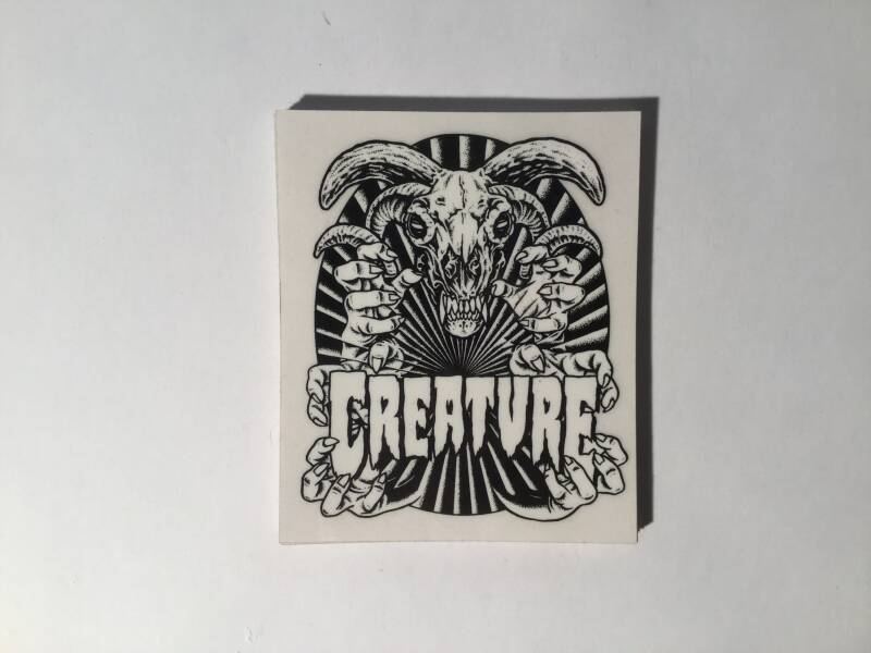 Sticker • Creature • 10cm
