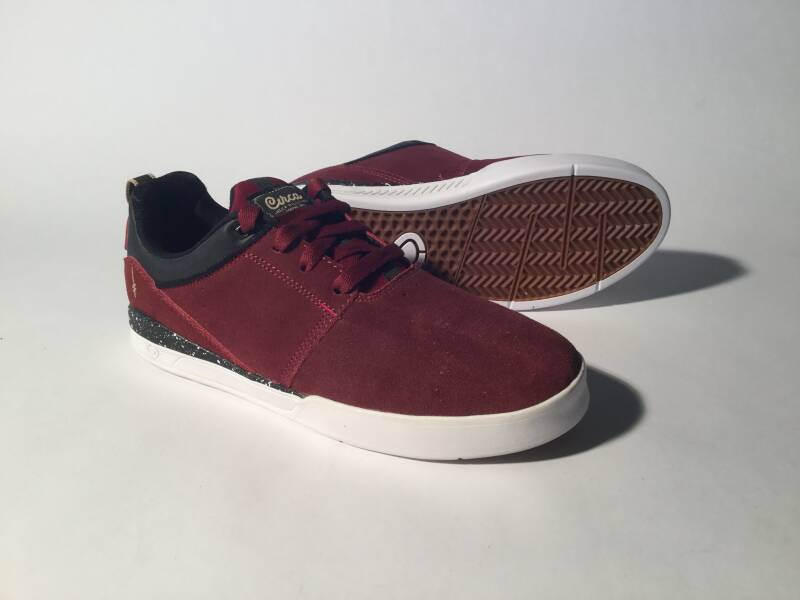 Shoes • Circa • Neen • brick red • Deathwish • Size 8.5 US / 41 EU