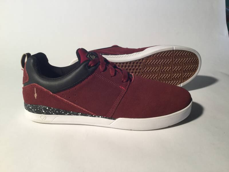Shoes • Circa • Neen • brick red • Deathwish • 10.5 US / 43,5 EU