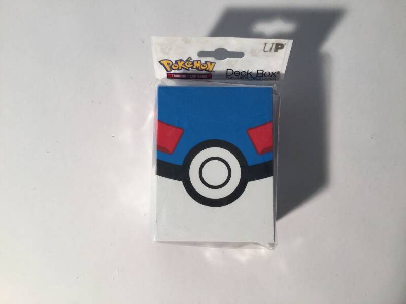 Pokemon • Deck Box • Great Ball