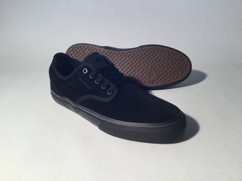 Shoes • Emerica • Wino G6 • black/black, size 6,5us 38,5 eu