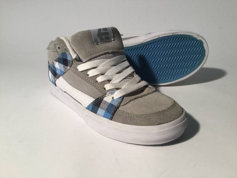 Etnies • Kids • Autism Speaks • Rvm Vulk • light grey/blue • 4us / 36eu