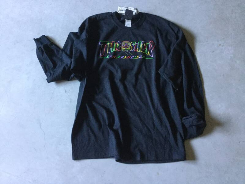 Shirt • Thrasher • San Francisco • long sleeve • XL