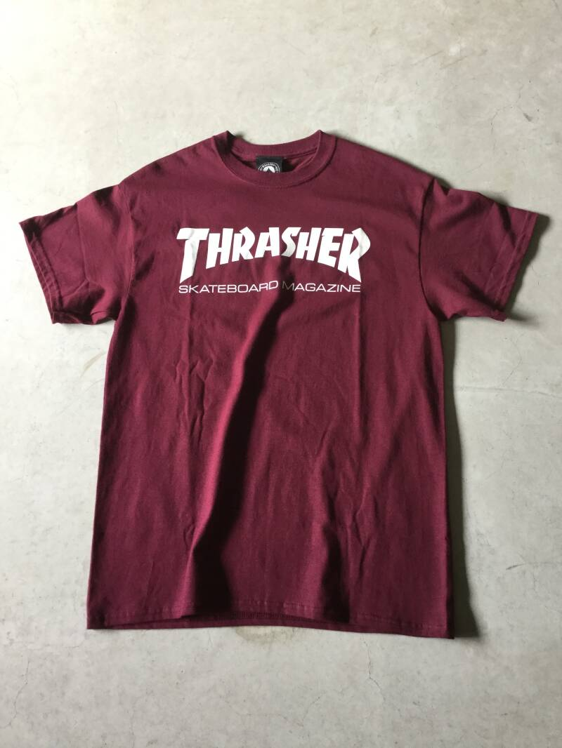 Shirt • Thrasher • small • dark red