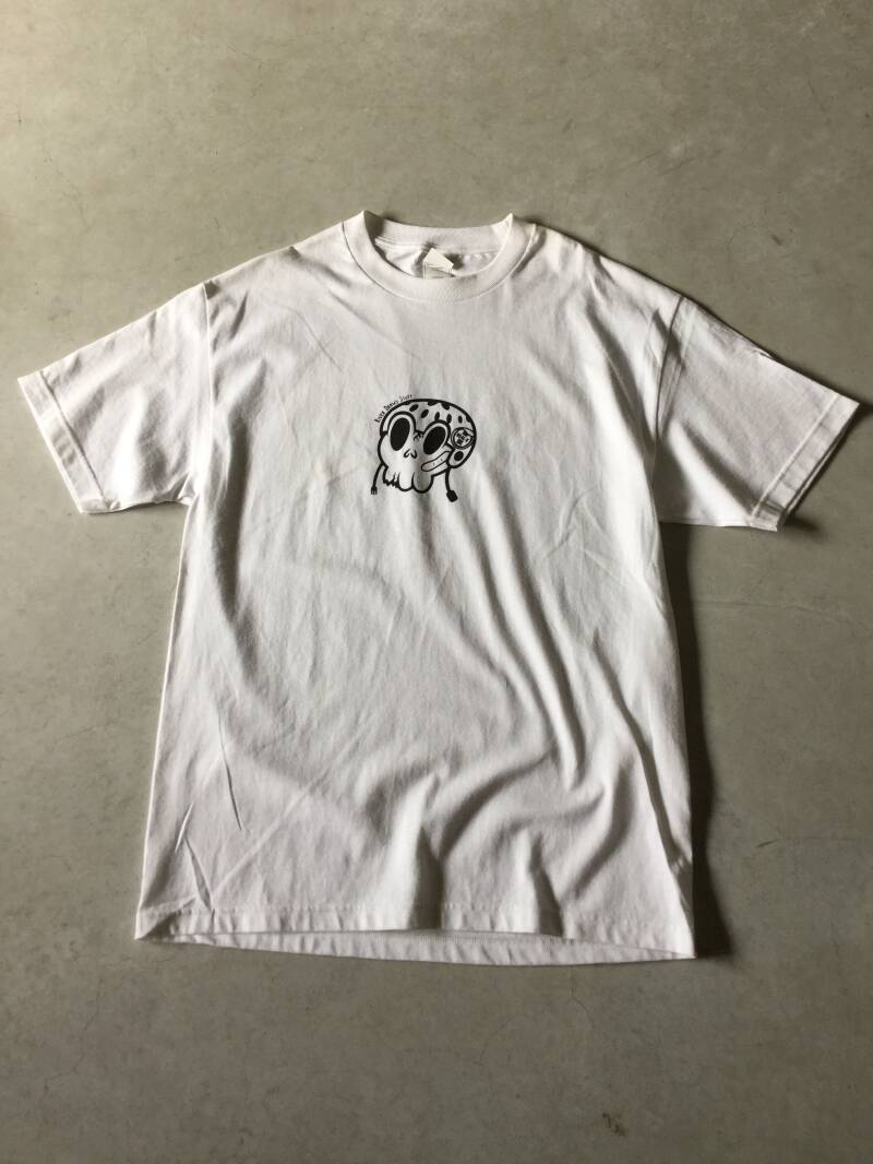 Shirt • Real-X • River Draws Stuff  • large • white
