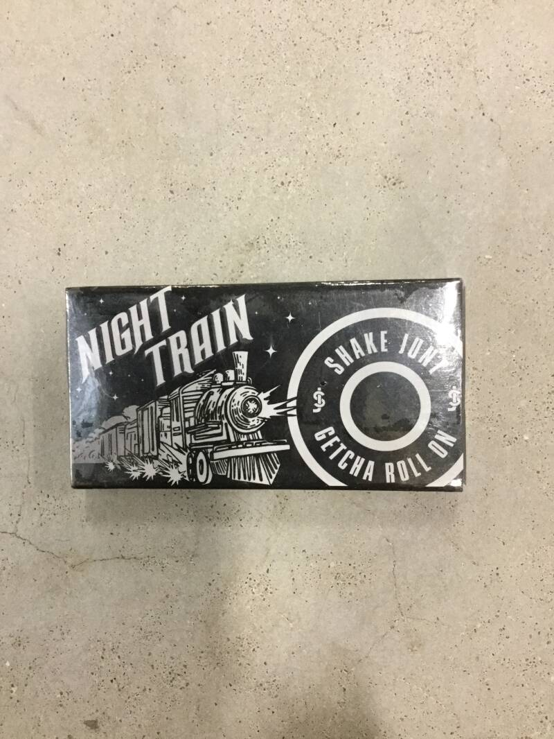 Bearings • Shake Junt • Night Train
