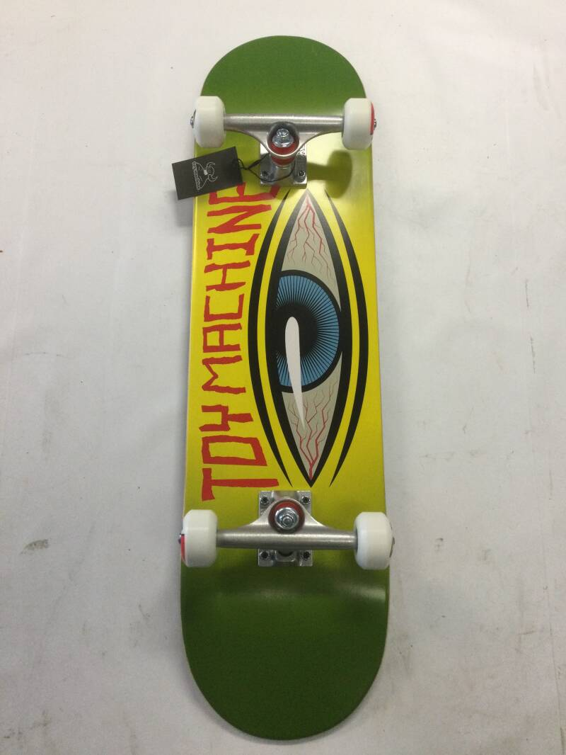 New toy machine skateboard complete 8,25