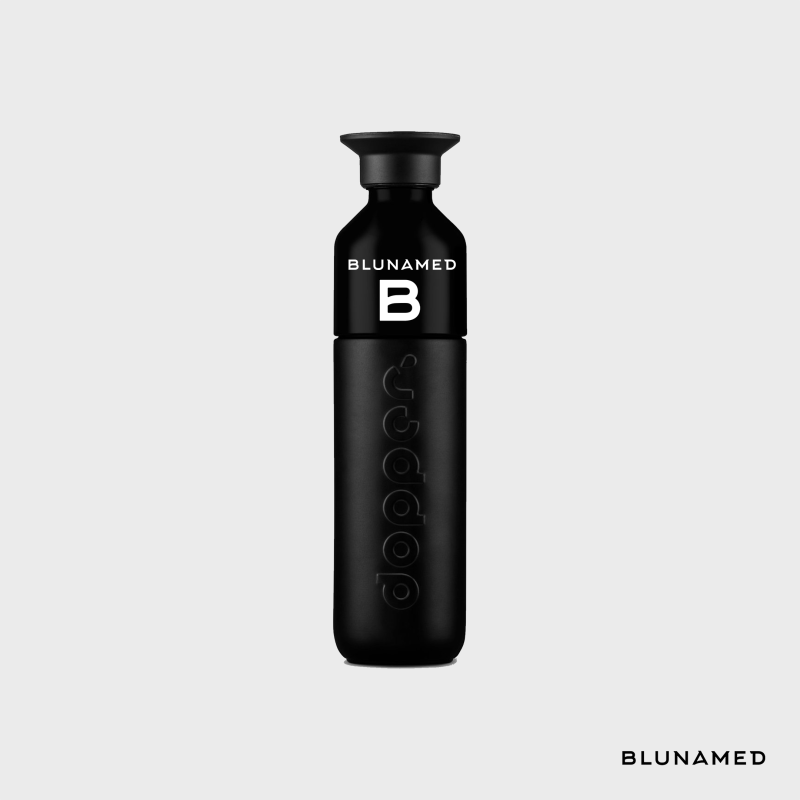 Dopper drinkfles (Blazing Black)