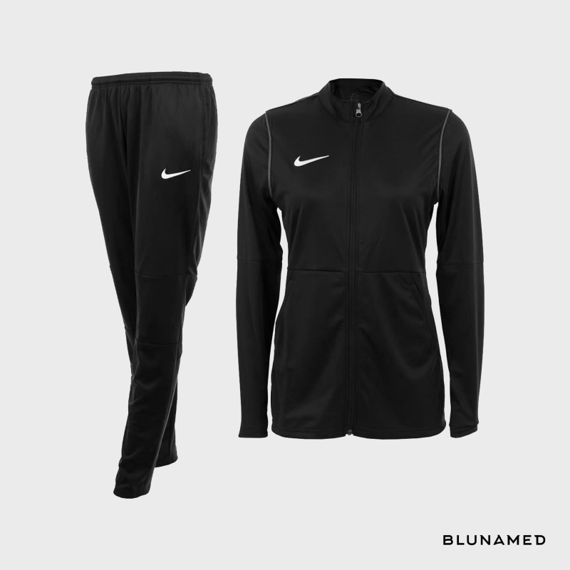 Nike trainingspak (dames) zwart