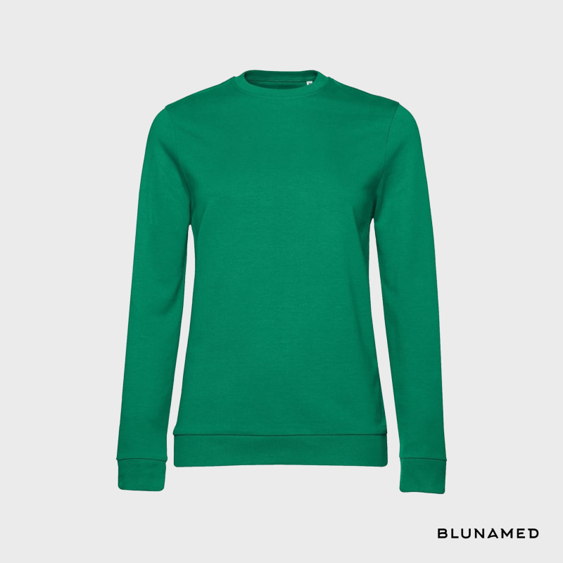 Sweater dames (groen)