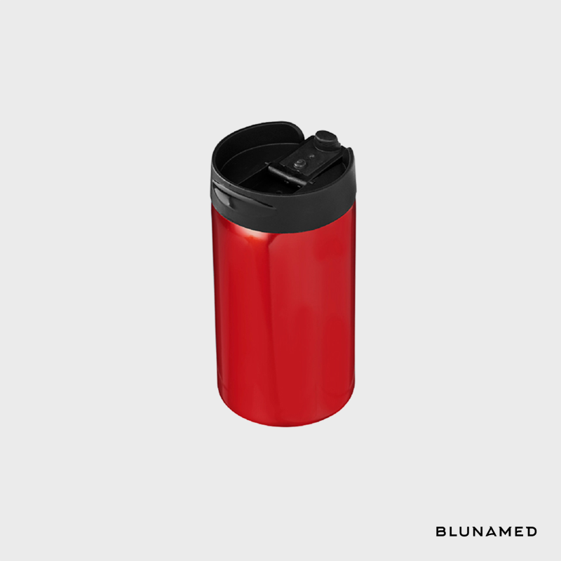 Thermosbeker (Rood)