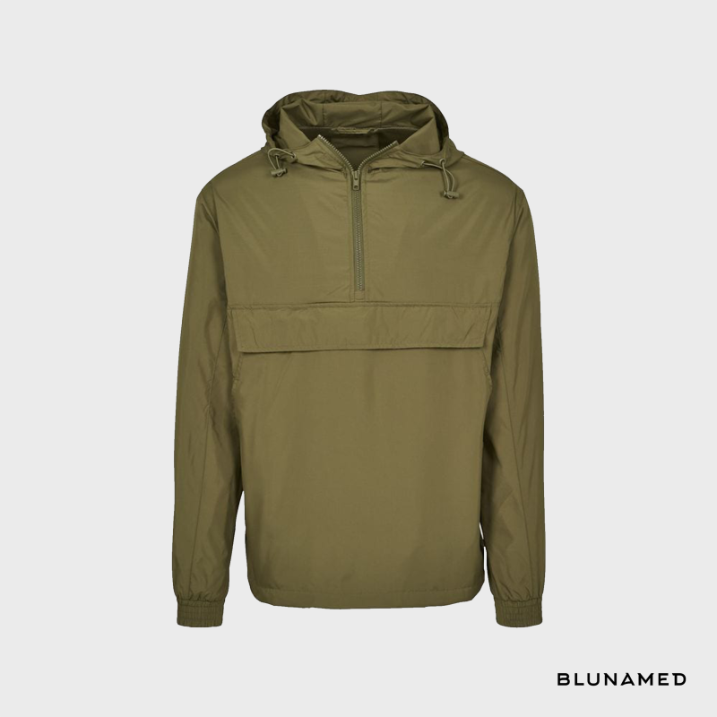 Pull over jacket (groen)
