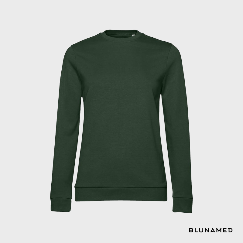 Sweater dames (forest green)