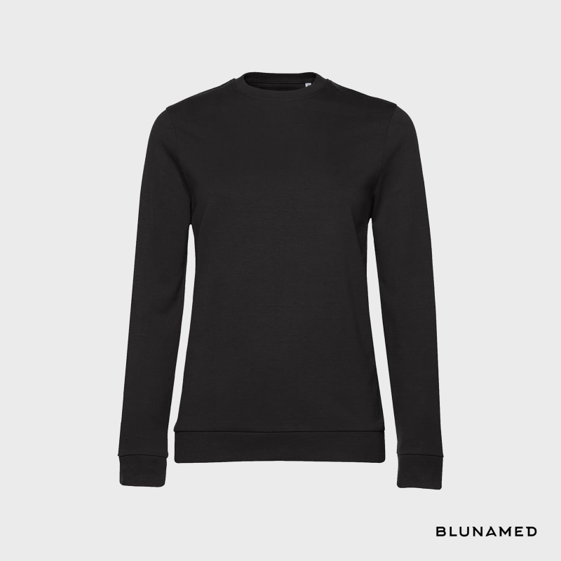 Sweater dames (zwart)