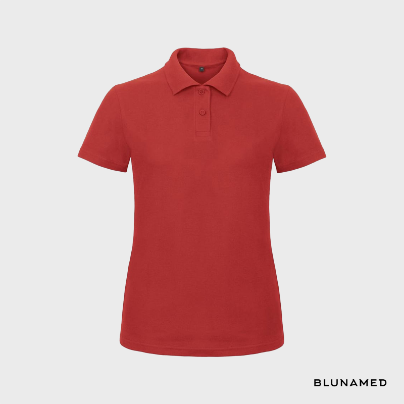 Polo dames (rood)