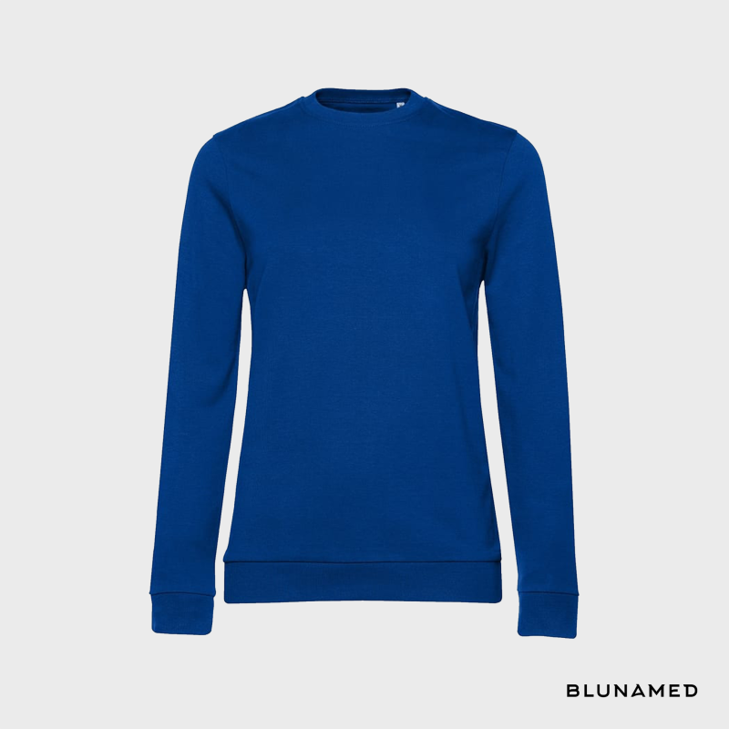 Sweater dames (blauw)