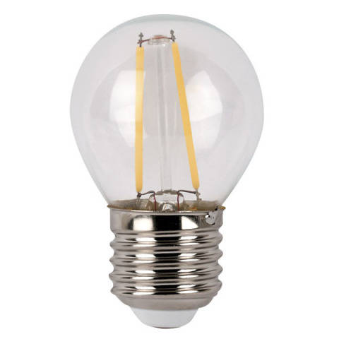 83230 Led lamp clear ww 2W niet dimbaar
