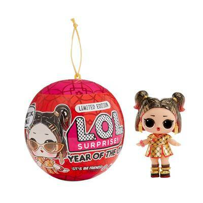 L.O.L. surprise! Year of the ox