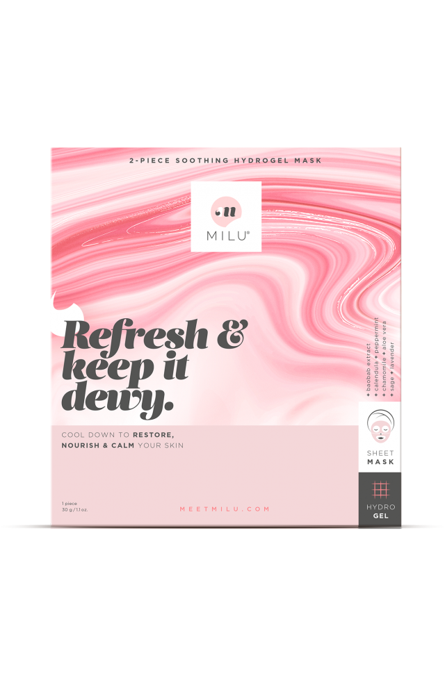Soothing Hydrogel Mask