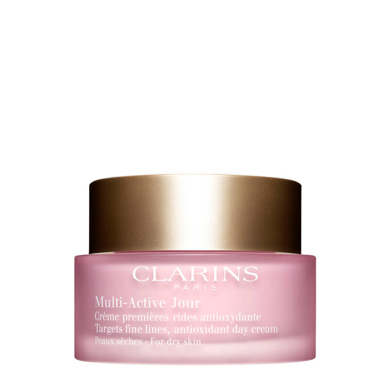 Clarins Multi-Active Day Cream - Dry Skin