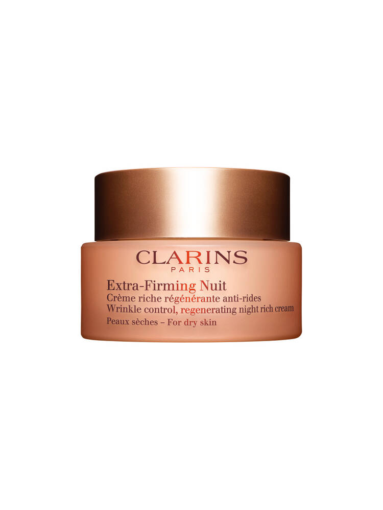 Clarins Extra-Firming Night Cream - Dry Skin
