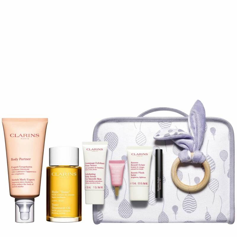 Clarins Beautiful New Beginnings Pregnancy Box