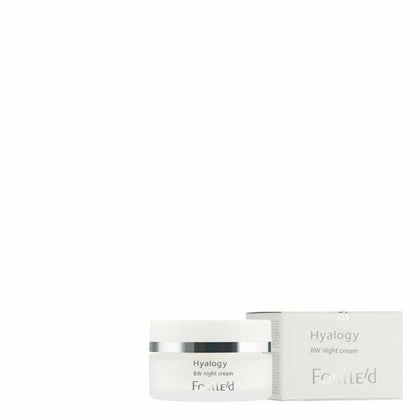 Forlle'd Hyalogy BW Night Cream