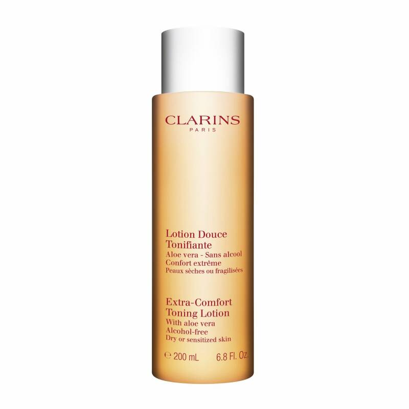 Clarins Water Comfort One-Step Cleanser with Peach - Normal/Dry Skin
