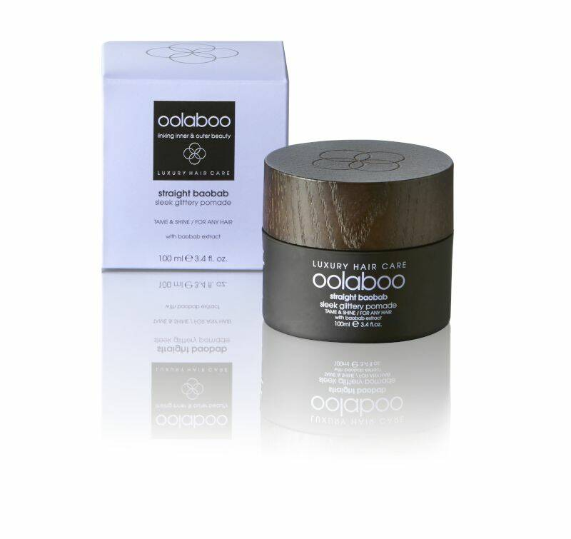 Oolaboo Straight baobab pomade 100 ml
