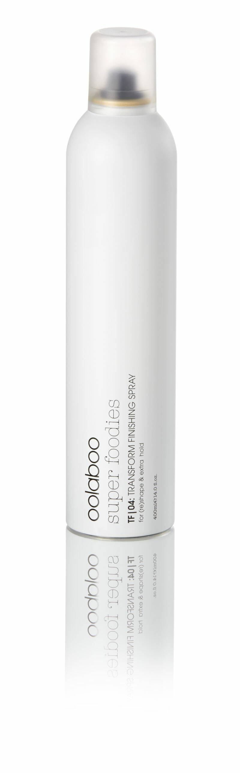 Oolaboo Super Foodies transform finishing spray 400 ml