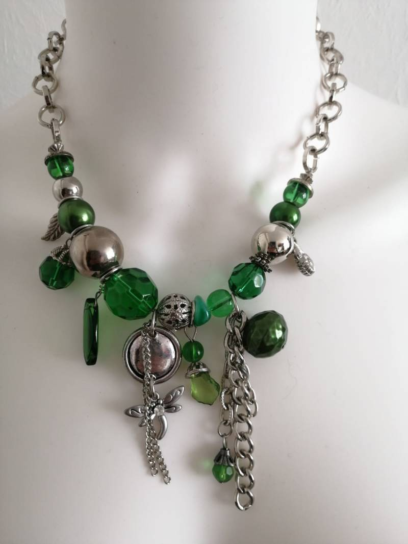 Boho Ketting greenshine