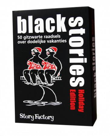 Fun Factory Tuckers Black Stories Holiday Edition