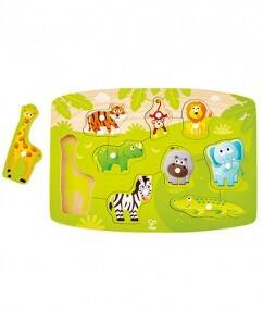 Hape Nopjes Puzzel Jungle