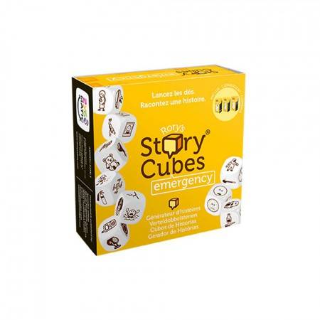 Rory's Story Cubes Emergency