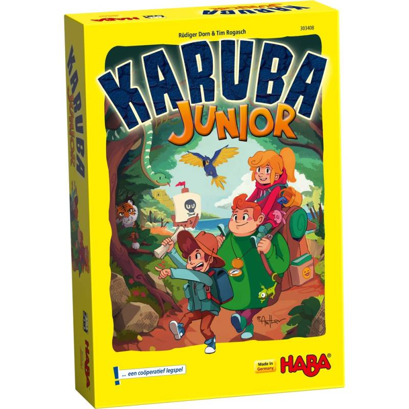 Haba Karuba Junior