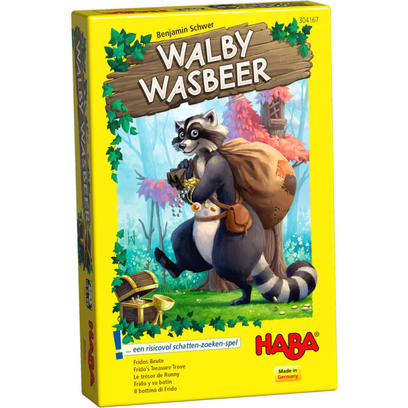 Haba Wally Wasbeer