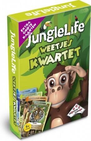 Identity Games Junglelife Weetjes