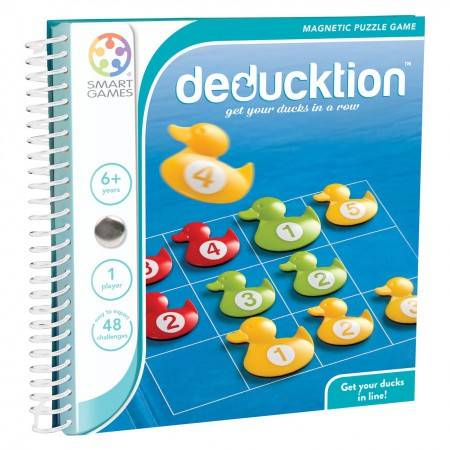 Magnetic Dedecktion