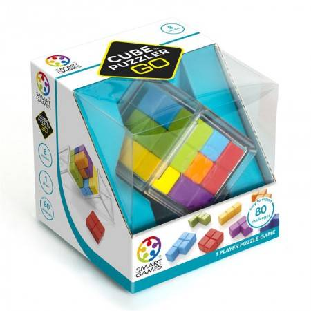 Smart Games Cube Puzzel Go
