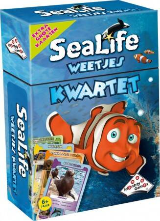 Identity Games Sealife Weetjes