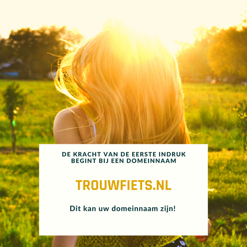 Trouwfiets.nl