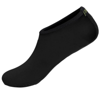 Sandsocks uniseks model 1 zwart