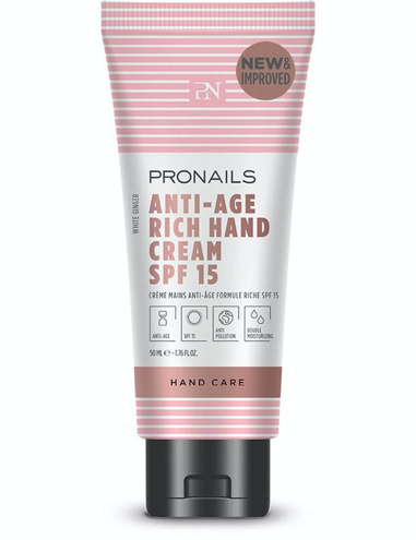 PRONAILS ANTI-AGE RICH HAND CREAM 50 ML
