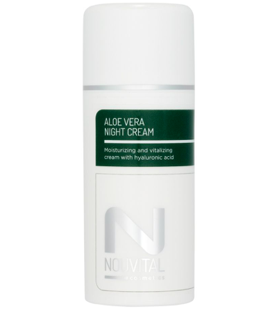 Nouvital ALOE VERA NIGHT CREAM 50ml
