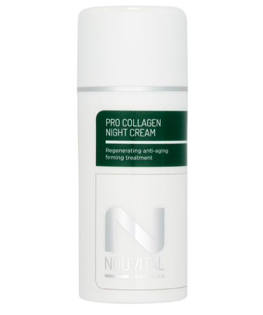 Nouvital PRO COLLAGEN NIGHT CREAM 50ml