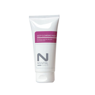 Nouvital Deep cleansing Mask