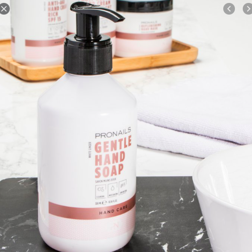 Pronails Gentel Hand Soap