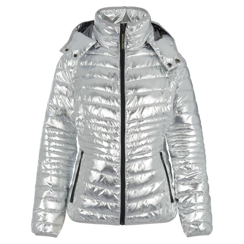 Imperial riding hip jacket out of the box silver