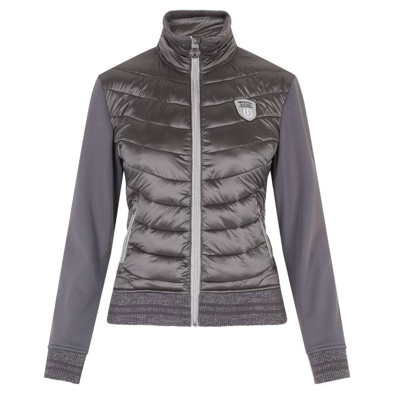 Imperial riding performance jacket sparkley grijs